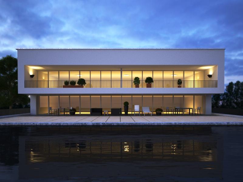 3d foto 1 - Architekturvisualisierung berlin ...